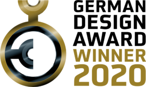 Quovero ist German Design Winner 2020