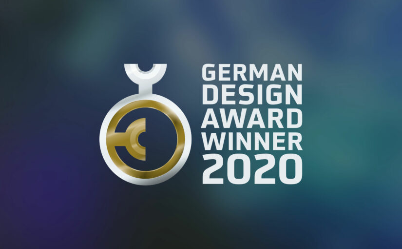 Beitragsbild zum German Design Award Winner